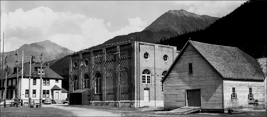 Also known as the Animas Light & Power Company, Assumed 1925