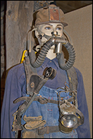 Miner's Breathing Apparatus